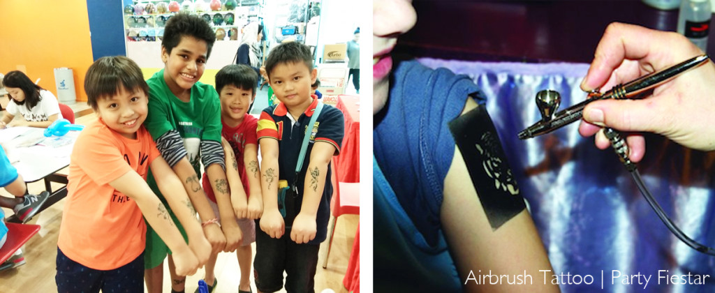 air brush tattoo singapore