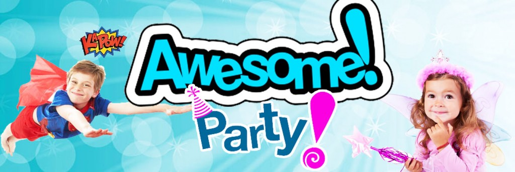 awesome birthday party package