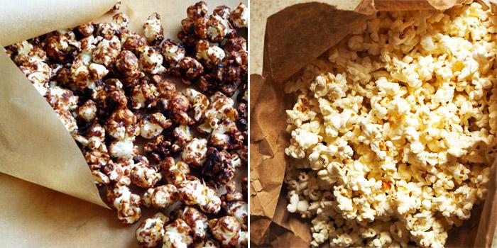 flavored popcorn singapore