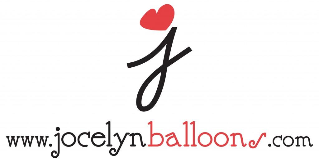 jocelynballoons logo banner