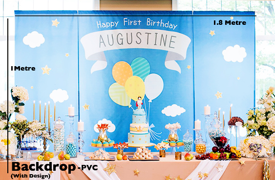 We Are Offering Dessert Table Packages For All Birthday Parties In Singapore From Superhero Theme To Princess Provide Customized Party