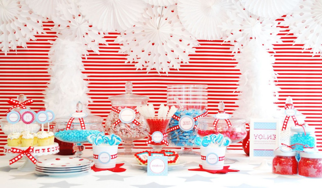 Sweet-Dessert-Table-Ideas-For-Christmas