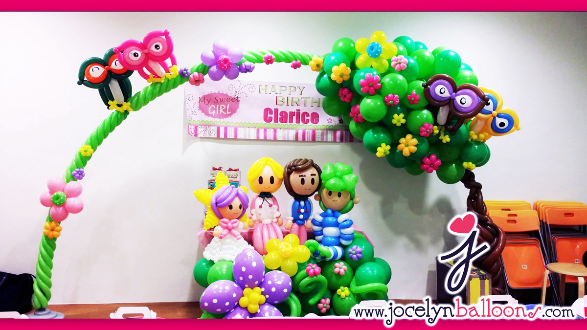 Cheapest balloon decorations for birthday party party fiestar the