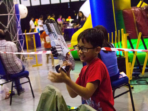Laser Tag for Kids Party (2)
