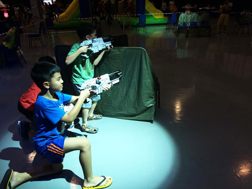 Laser Tag for Kids Party (3)