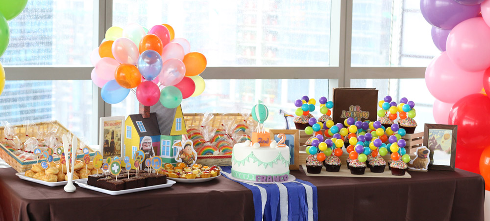 Up Theme Dessert Table Singapore