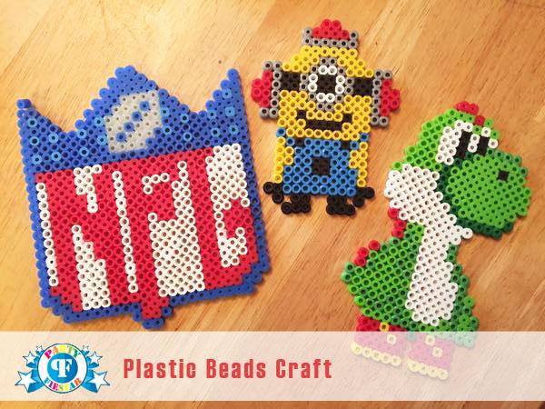 Plastic Bead Craft Singapore