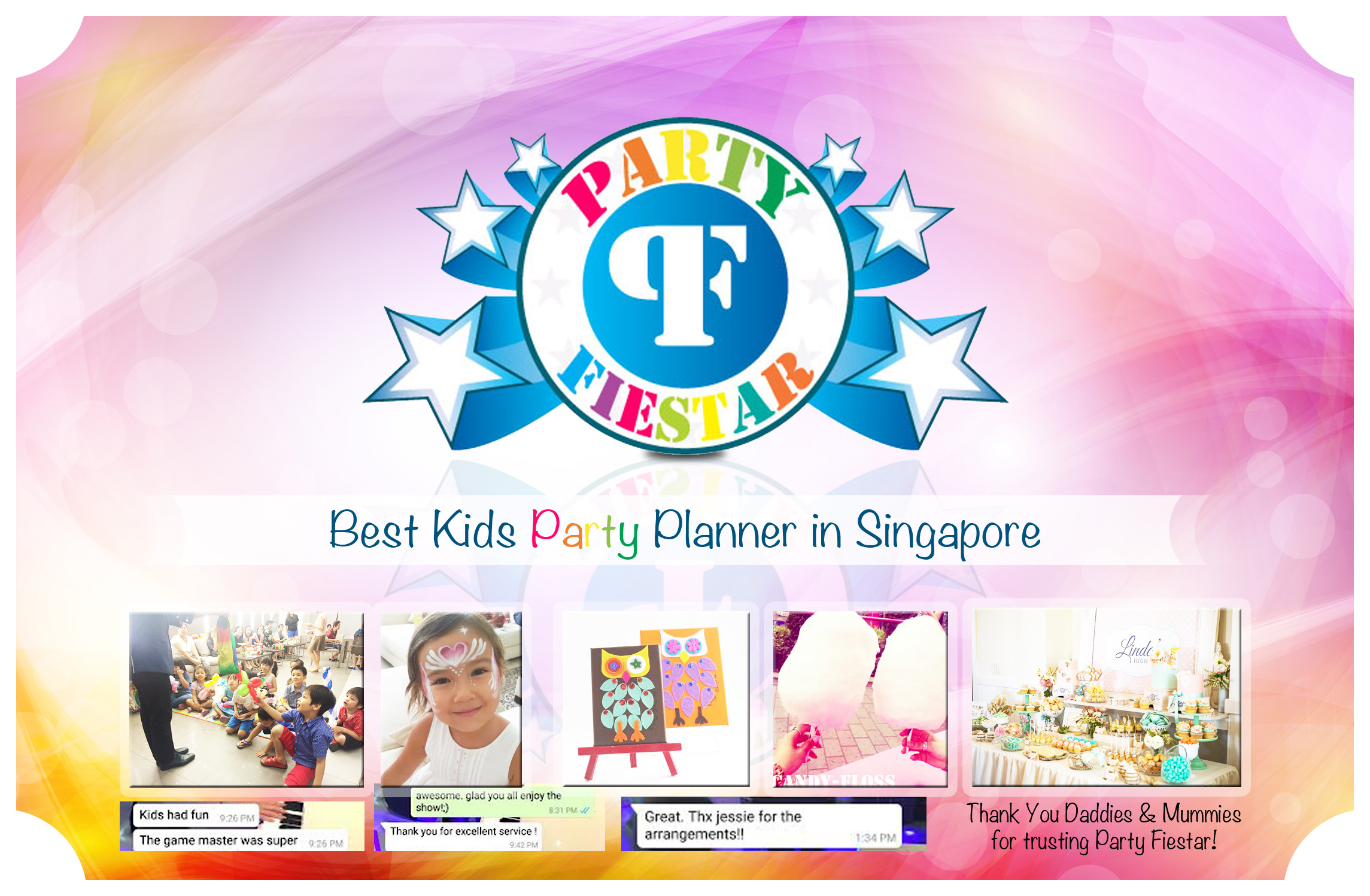for parties party fiestar the best kids party planner in singapore