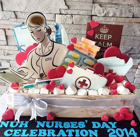NUH nurse day
