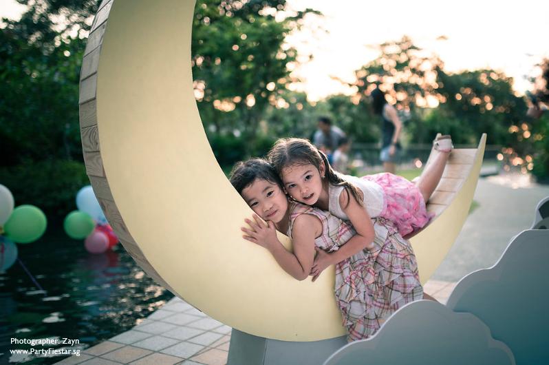 photographer for children birthday party