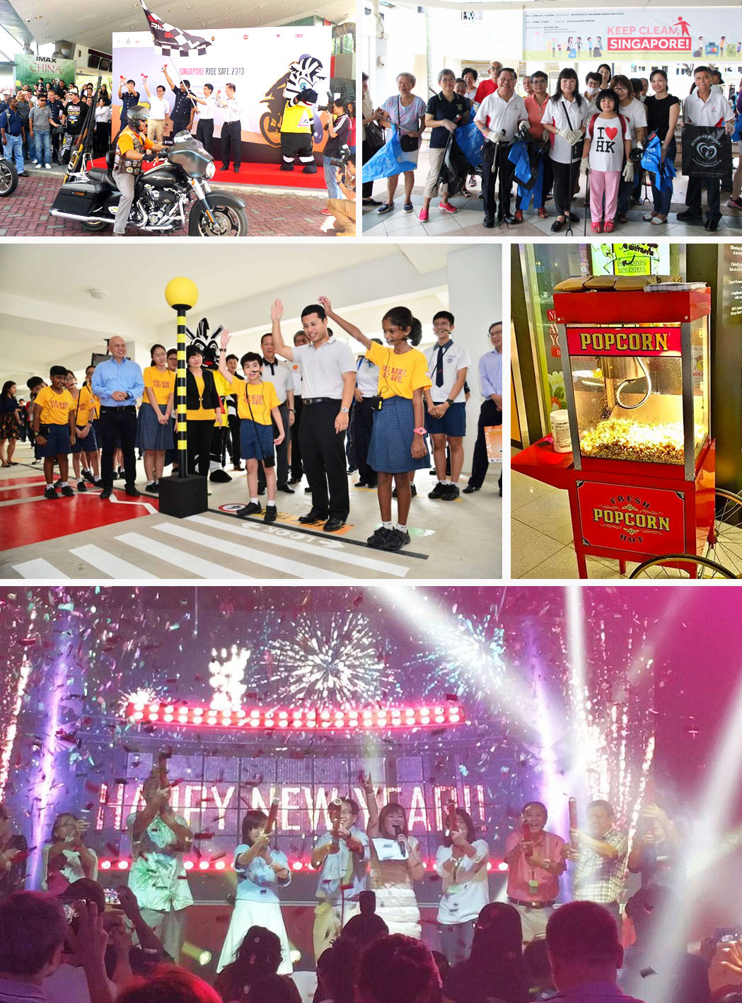 event company in singapore