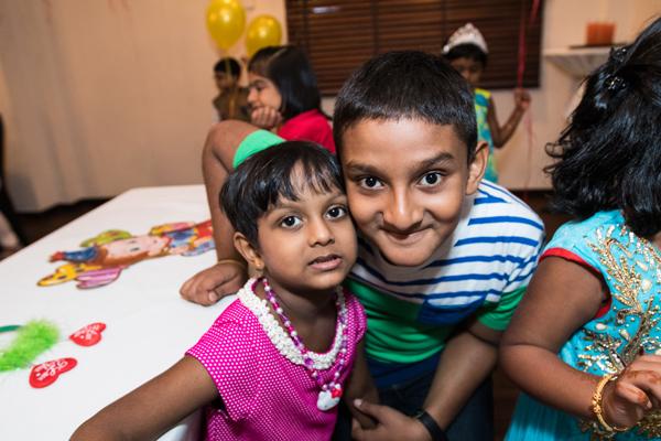 happy children in singapore