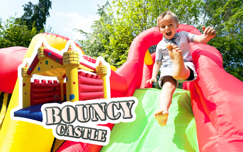 bouncy castle rental in Singapore