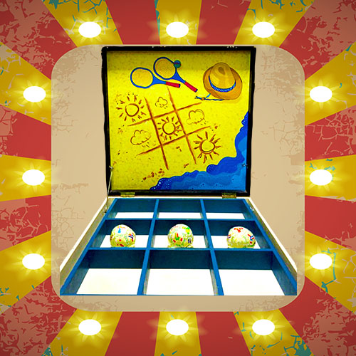 TicTacToe - Carnival Game Stall