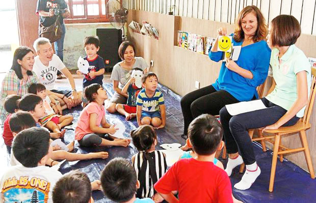 story teller for kids
