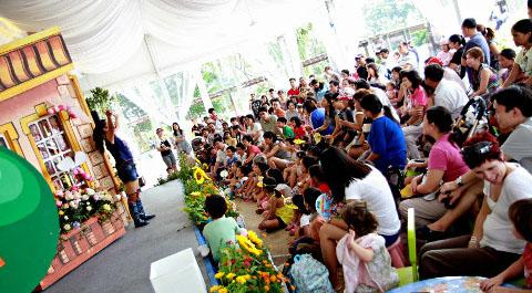 story-telling singapore