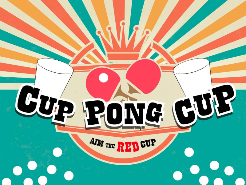 cup pong cup