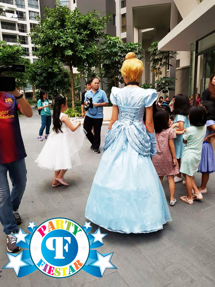 princess party planner singapore